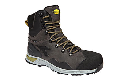 D-TRAIL LEATHER BOOT