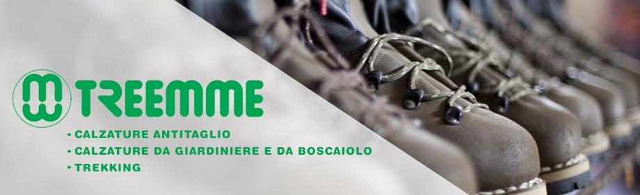 Calzature TREEMME